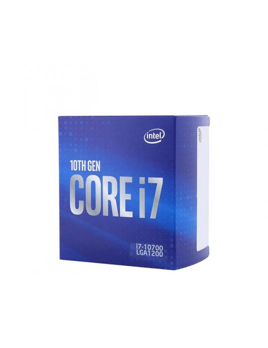 Processors - CPU Intel Core i7-10700