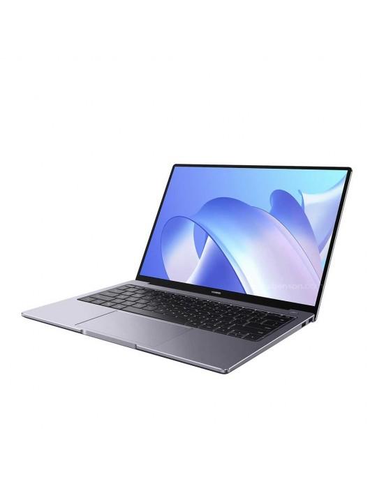 Laptop - Huawei Matebook 14 Core i5-1135G7-8GB-SSD 512GB-Intel® Iris® Xe Graphics-14 Inch IPS-Windows 10