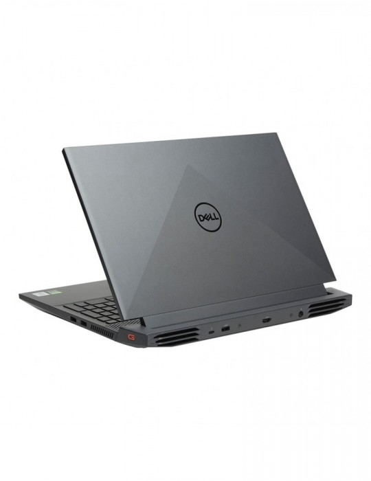 Laptop - Dell Inspiron G15-N5510 i7-10870H-16GB-SSD 512GB-RTX3060-6GB-15.6 FHD-DOS-Black+Gaming Mouse+AVG