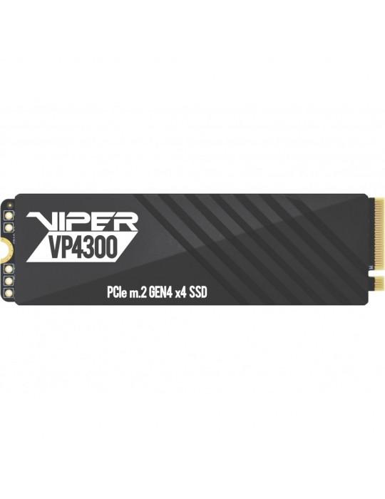 M.2 - SSD Patriot VP4300-NVMe-Gen4x4-2280 PCIe-1TB