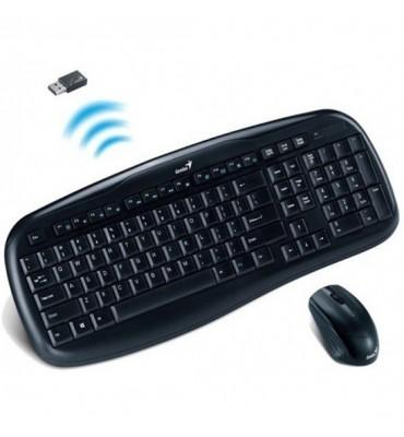 KB+Mouse Wireless Genius Combo 8000