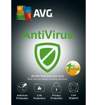 AVG AntiVirus 1PC