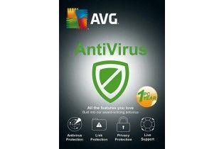 Software - AVG AntiVirus 1PC