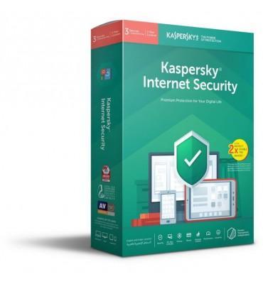 KasperSky Internet Security 3 DEVICE + 1FREE