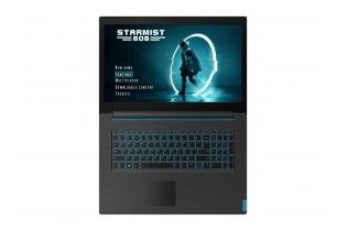 Laptop - Lenovo Ideapad L 340-15.6-Intel Core i7-9750H-16GB RAM DDR4-1TB HDD-256GB SSD-VGA NVIDIA GTX 1650 4GB-DOS-Black