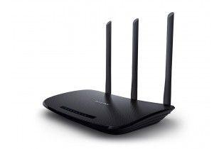 شبكات - Wireless N Router 450 Mbps TL- WR940N-NOT ADSL