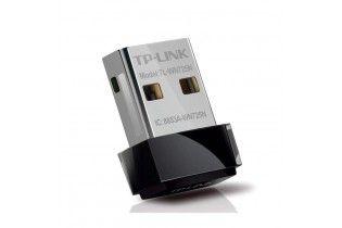 شبكات - Wireless LAN 150MBps TP-LINK USB-725N