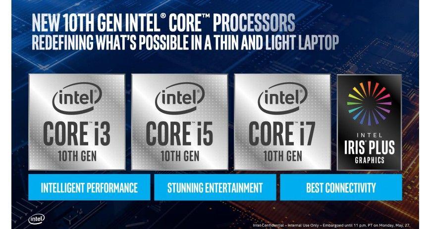 Intel Unveils 8 New Generation Intel Core Processors